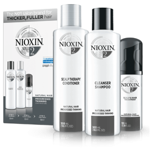 Nioxin 3 Part System No.2