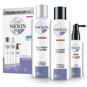 Nioxin 3 Part System No.5