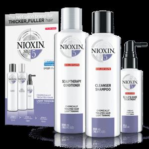 Nioxin 3 Part System No.5