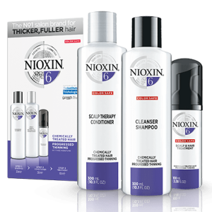 Nioxin 3 Part System No.6