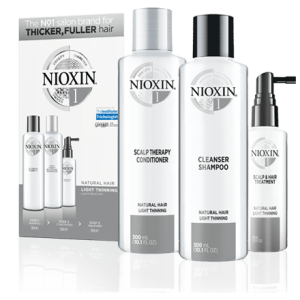 Nioxin 3 Part System No.1