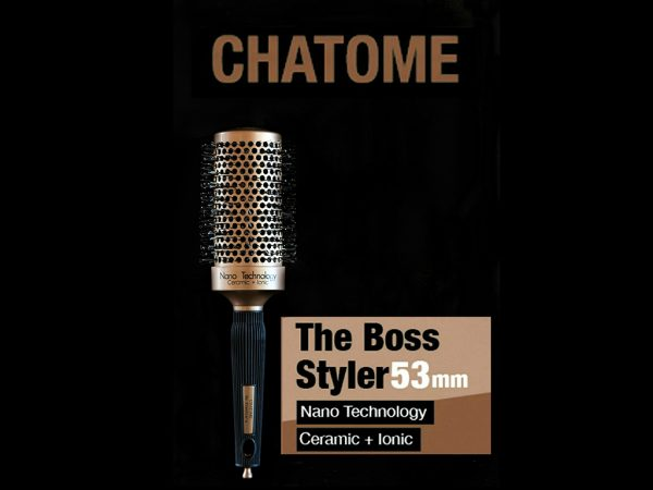 Chatome The Boss Hairbrush