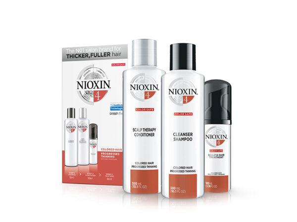 Nioxin 3 Part System No.4