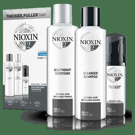 Nioxin 3 Part System No.2
